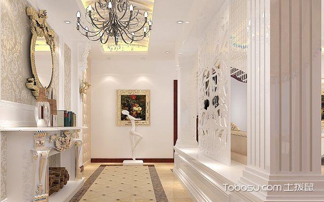 走廊过道装饰设计效果图