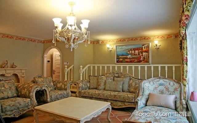 110平米三室两厅装修
