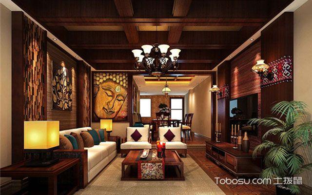 东南亚风格装修图片