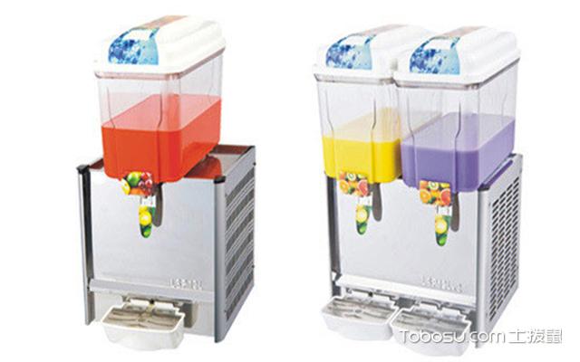 冷饮机怎么用