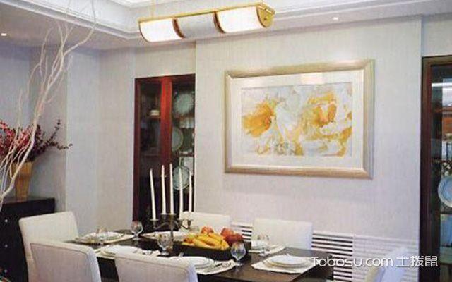 餐厅装饰字画