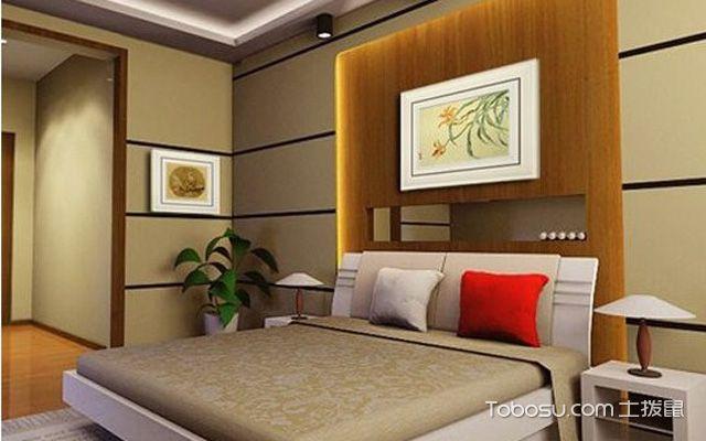 卧室装饰字画