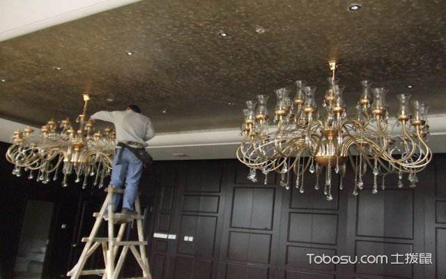 安装灯具时如何监工