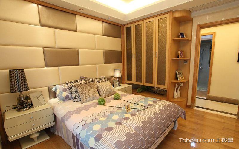 卧室整体衣柜效果图,大气设计省空间