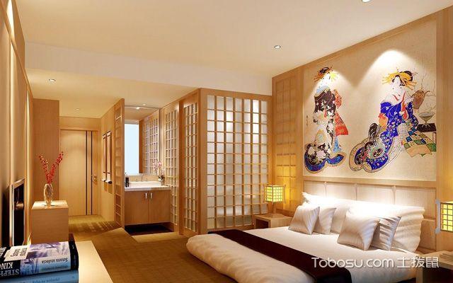 日式风格装饰字画