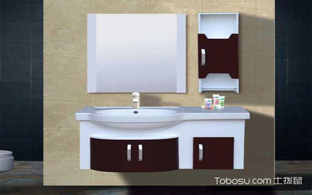 PVC浴室柜防水吗