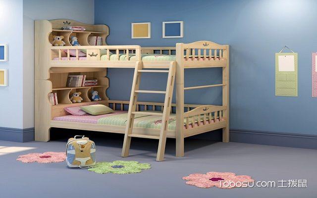 儿童双层床好不好