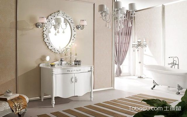 整体浴室柜定制