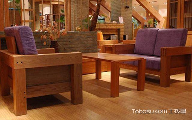 实木沙发哪种木材好一