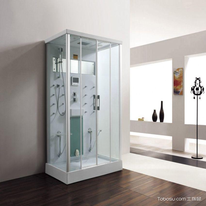 整体淋浴房 方形