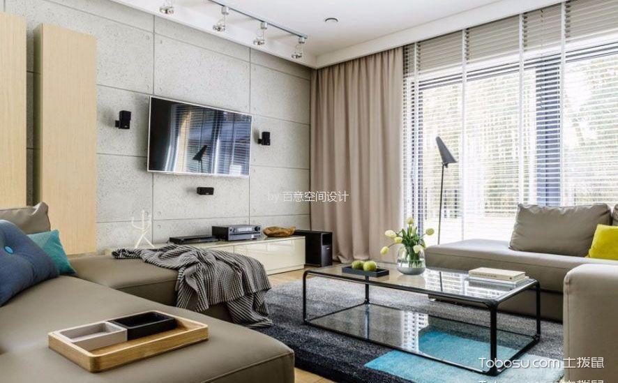 现代家居装修样板间,时尚与实用的完美结合