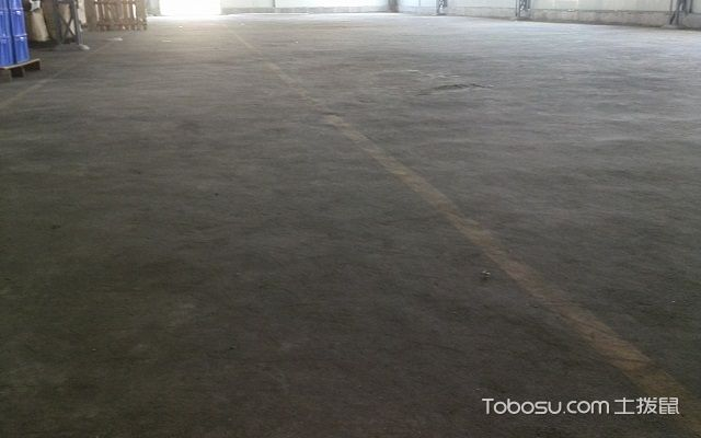 水泥地面起灰怎么办