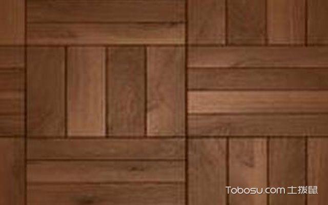实木地板油漆去除之效果图