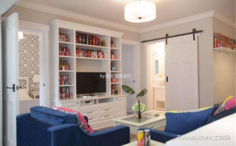 55平小户型装修效果图,打造精致家居生活