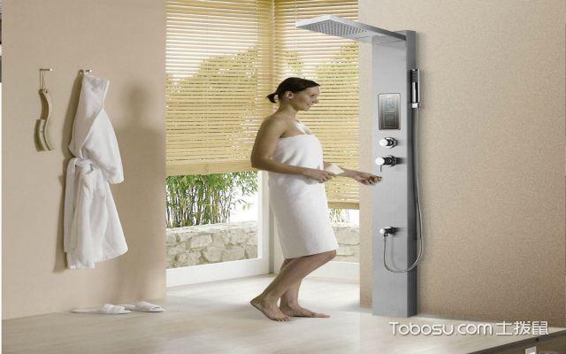 集成淋浴屏好不好