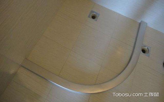 卫生间挡水条曲线形