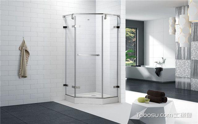 素雅淋浴房