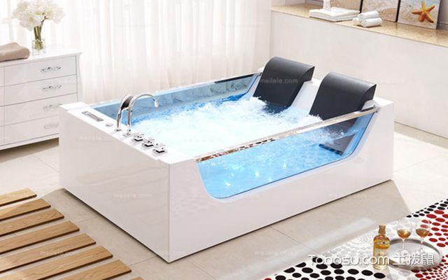 浴缸什么材质的好之亚克力浴缸