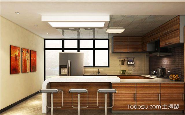 厨房石膏板吊顶