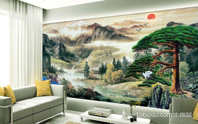 客厅风水画挂哪个位置