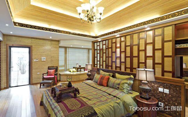 后现代风格软装之卧室