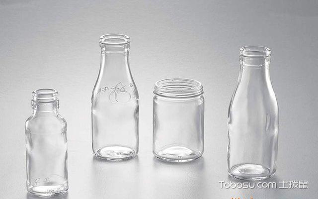 玻璃瓶上的胶怎么去除