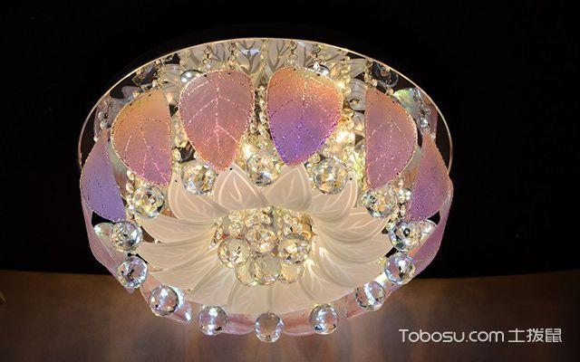 led水晶灯