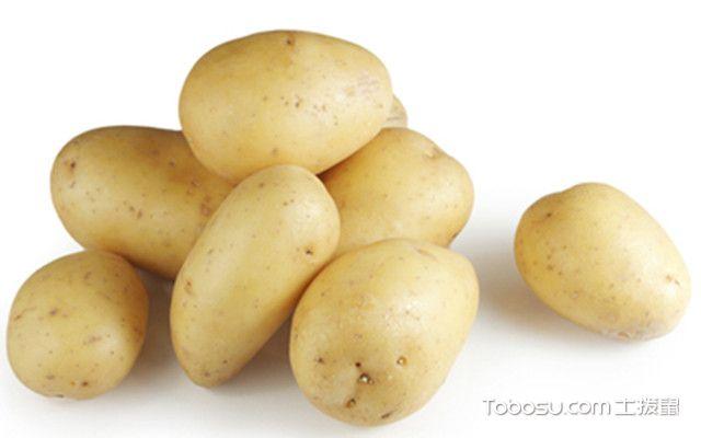 陶瓷餐具上的污渍怎么清洗之土豆
