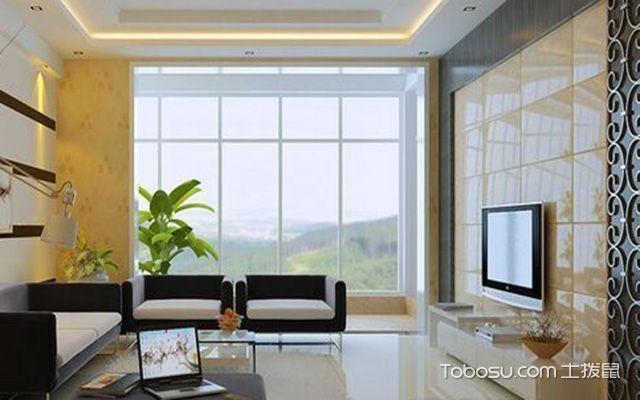 客厅电视柜一般尺寸之宽度