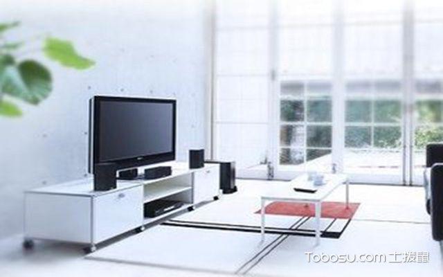 客厅电视柜一般尺寸之组合柜