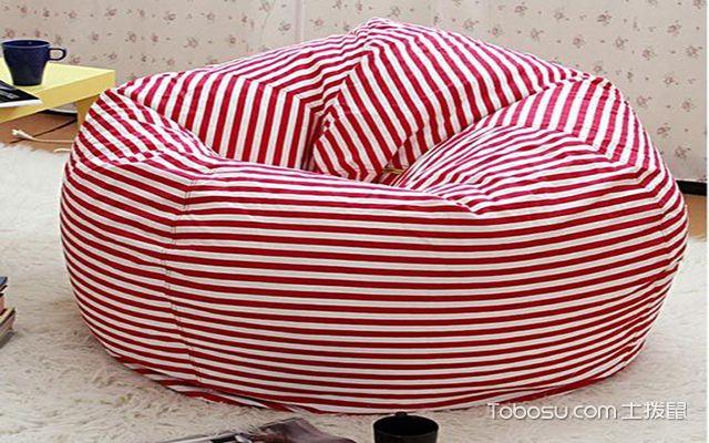 懒人沙发填充物是什么之简易型