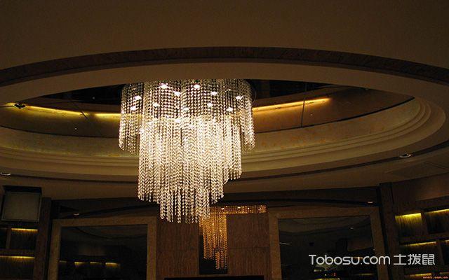 水晶灯饰风格