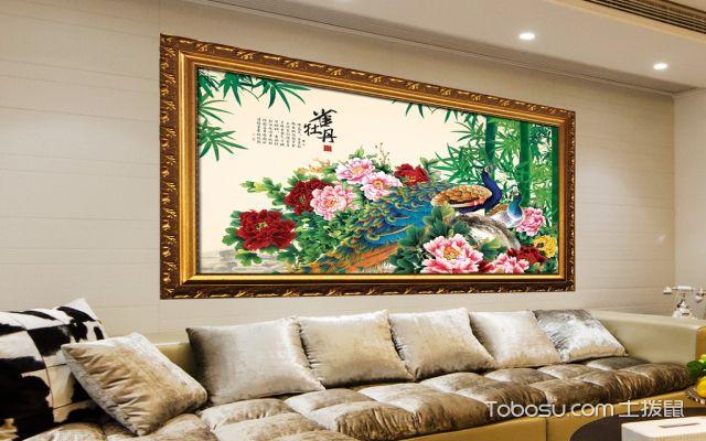 适合客厅的挂画