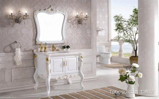 橡木浴室柜防水吗之优点