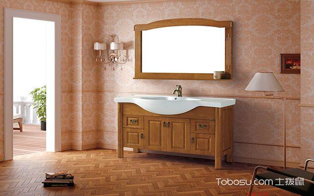 橡木浴室柜防水吗之缺点