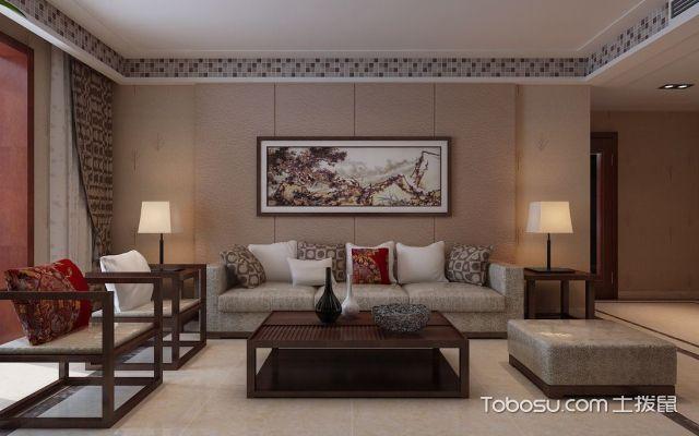 客厅沙发上挂什么画好