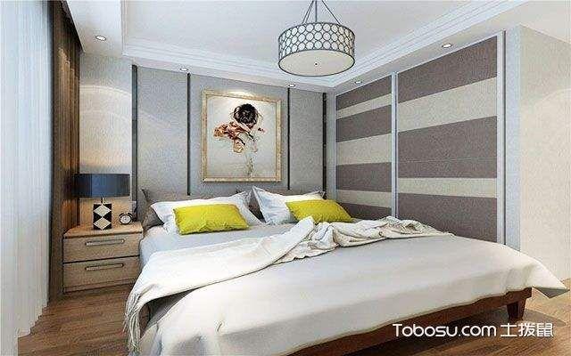 卧室墙面什么颜色好