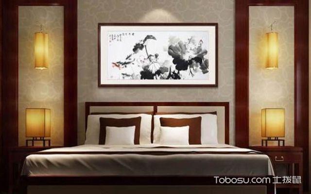 卧室挂什么字画好