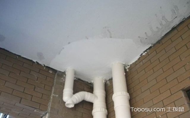阳台下水管漏水怎么办