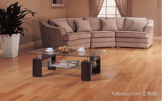 实木地板和复合地板的区别之耐磨