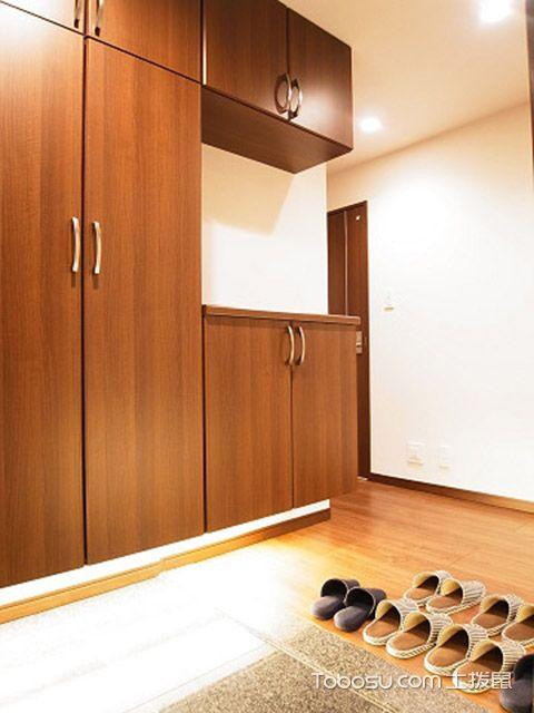 日本玄关鞋柜