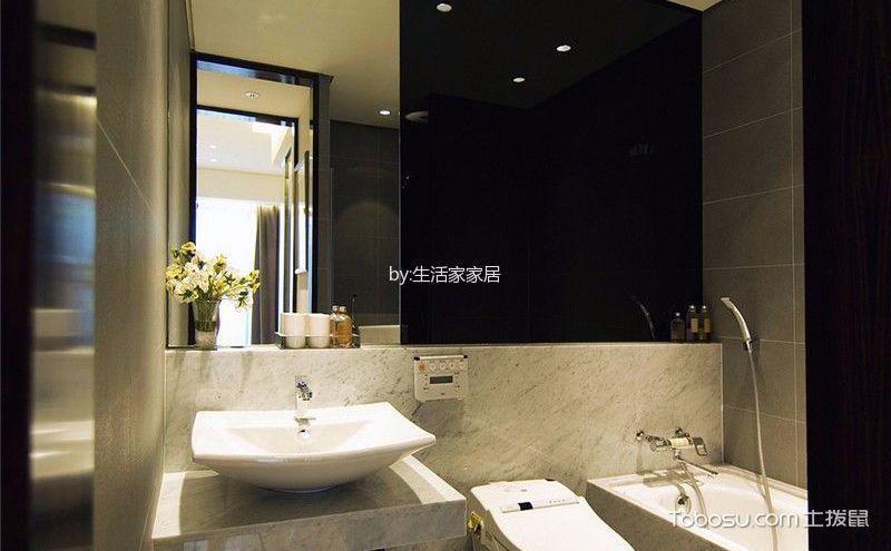 小户型怎么装修卫生间,优质设计创造舒适生活