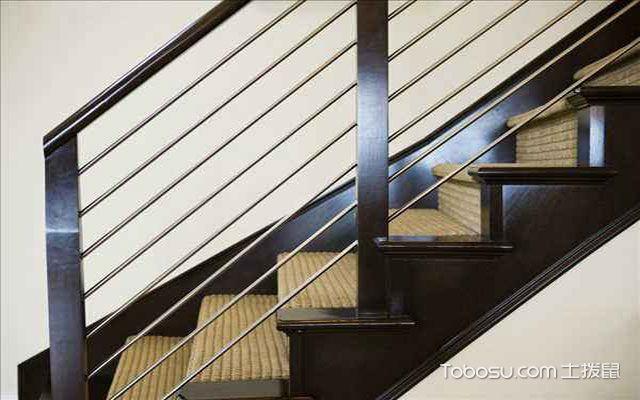 楼梯墙裙效果图