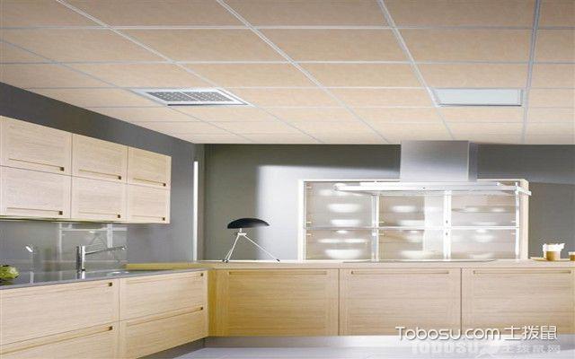 厨房集成吊顶选择什么颜色好之推荐颜色