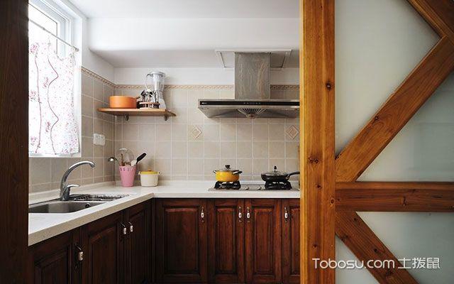 厨房推拉门