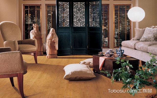 竹地板安装流程之注意事项