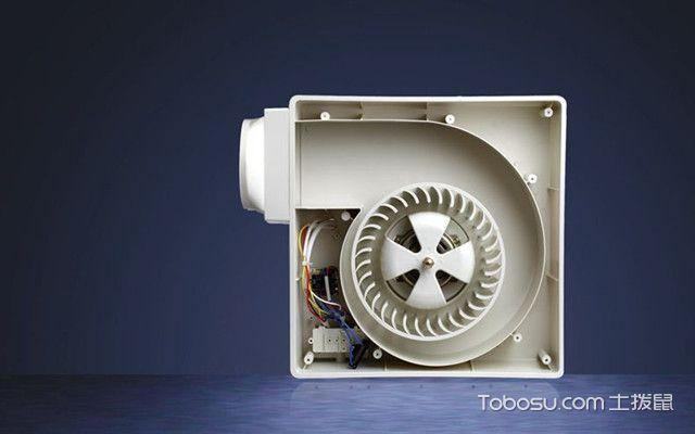 集成吊顶换气扇安装流程之确定位置