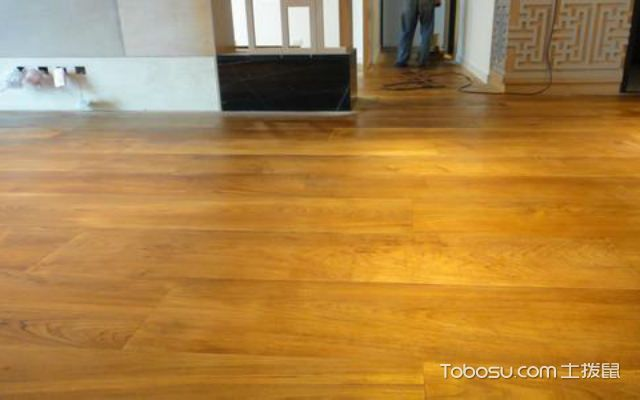 木地板油漆工艺之打磨