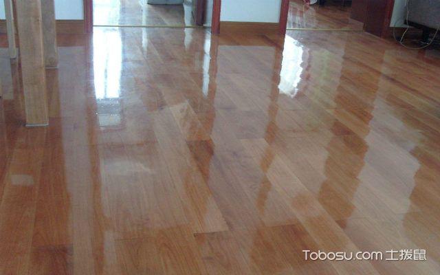 木地板油漆工艺之刷漆