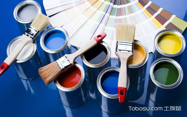 油漆与涂料的区别是什么之定义